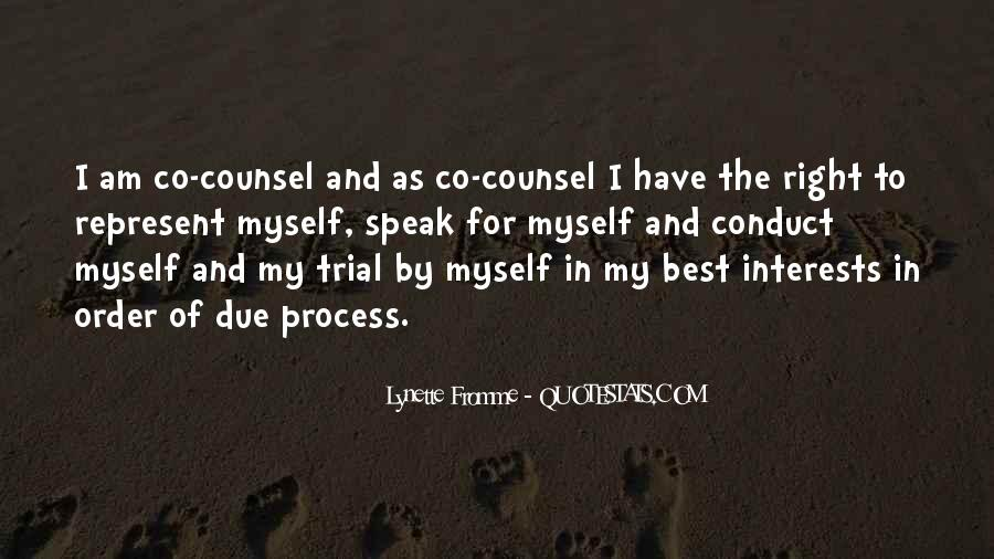 Lynette Fromme Quotes #1817234