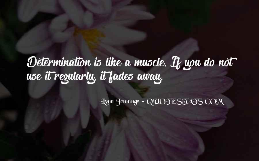 Lynn Jennings Quotes #1668193
