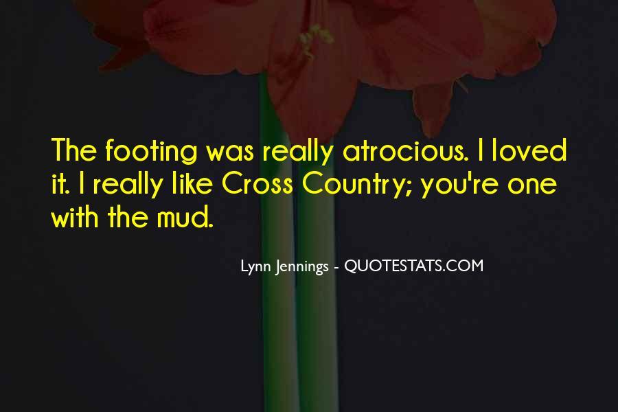 Lynn Jennings Quotes #820