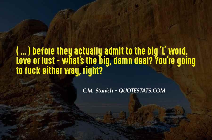 M.c Quotes #112158