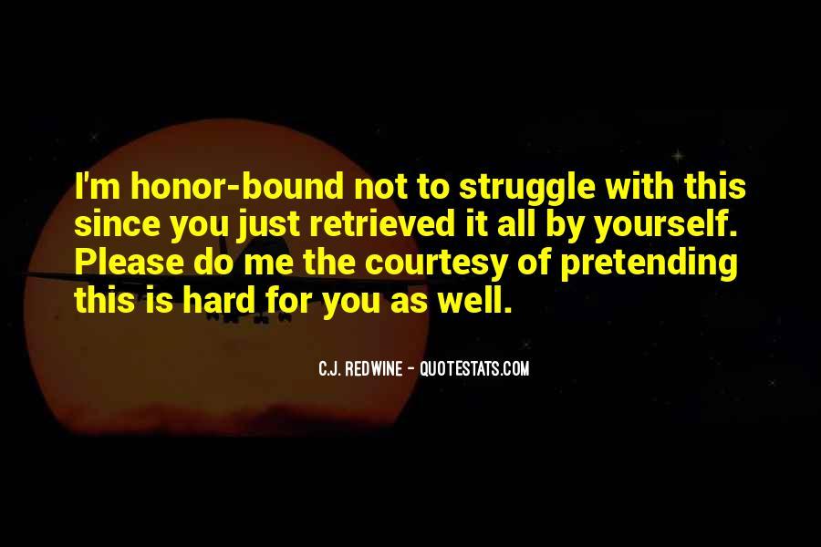M.c Quotes #171930