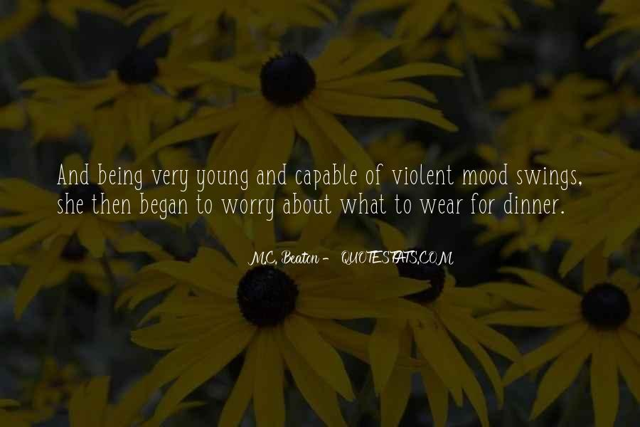 M.c Quotes #55513