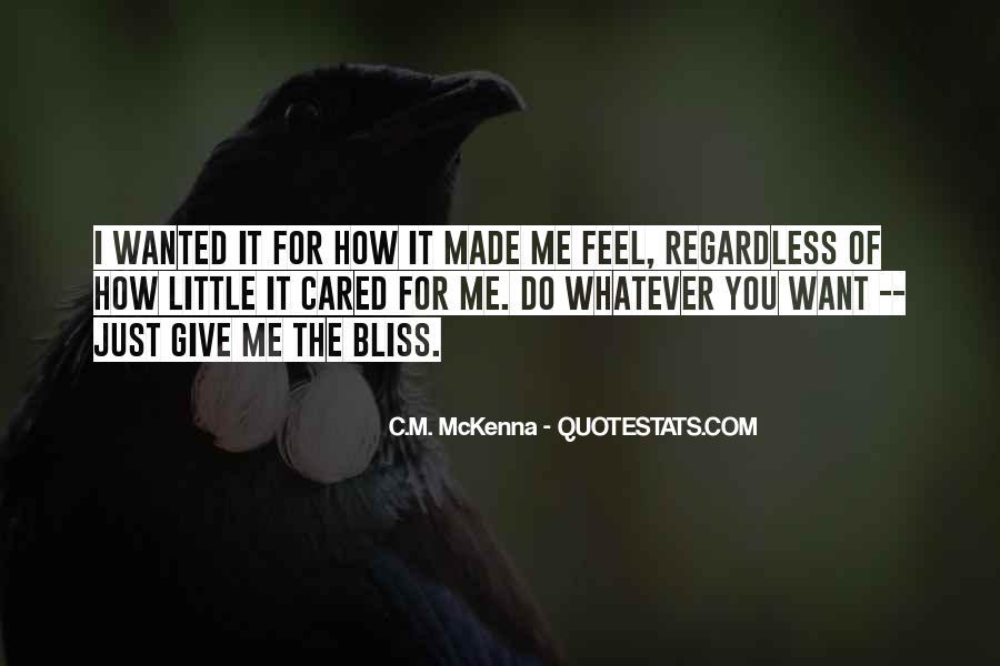 M.c Quotes #67253