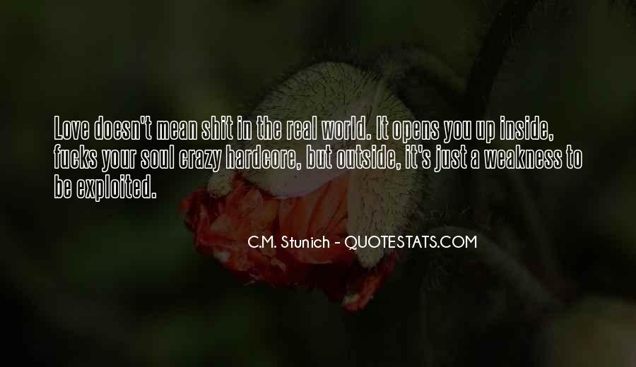 M.c Quotes #81599