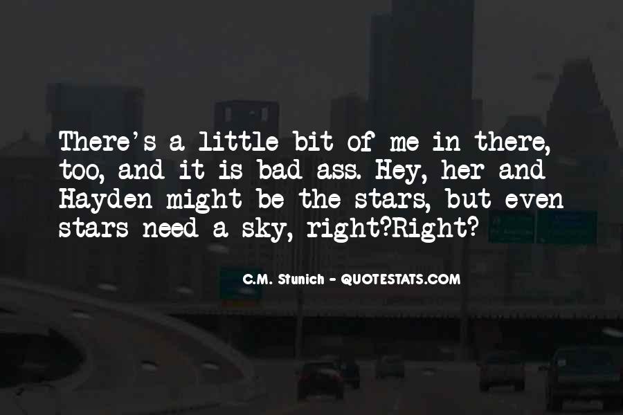 M.c Quotes #88545