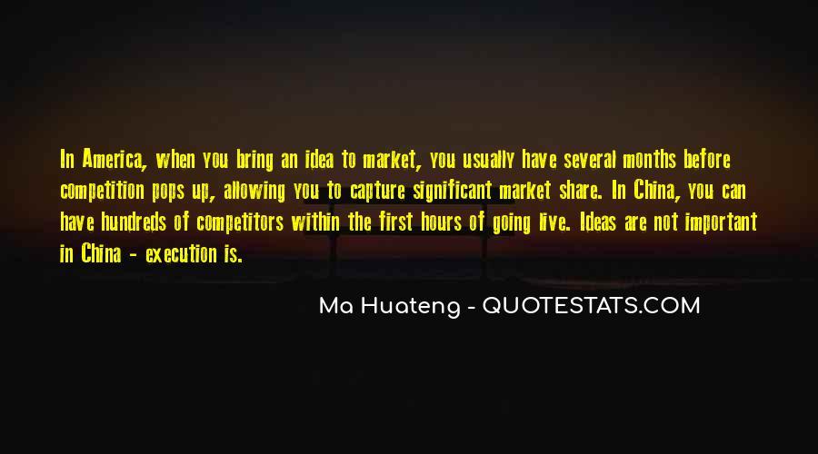 Ma Huateng Quotes #13618