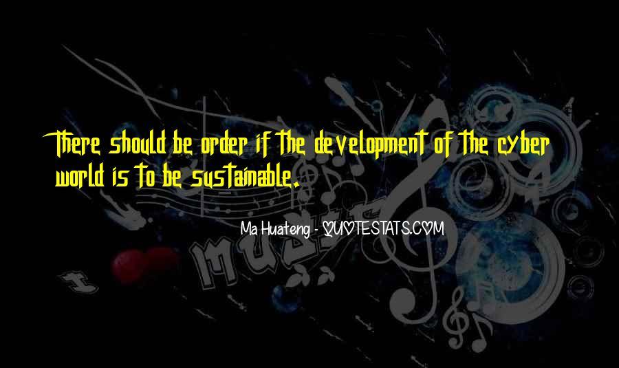 Ma Huateng Quotes #1818716