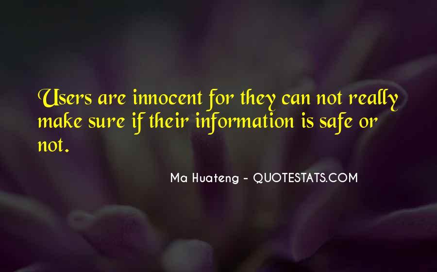 Ma Huateng Quotes #761254
