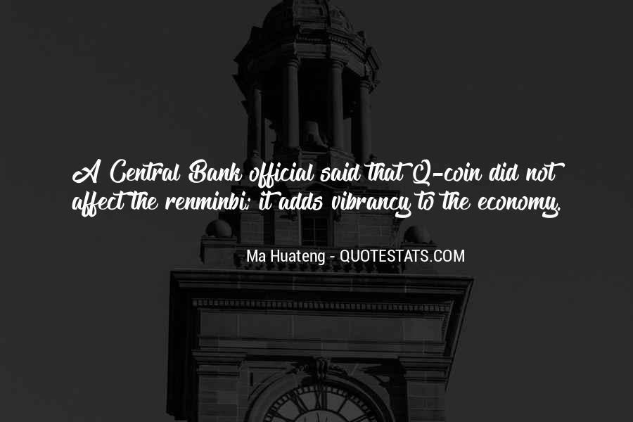 Ma Huateng Quotes #817297