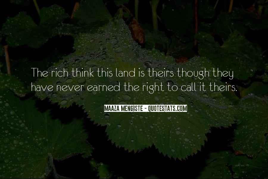 Maaza Mengiste Quotes #1480149
