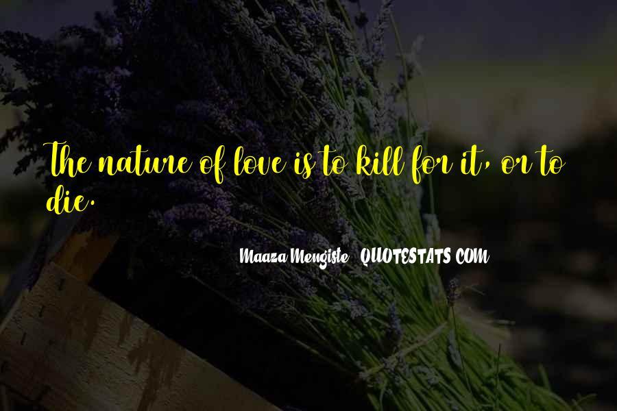Maaza Mengiste Quotes #292576