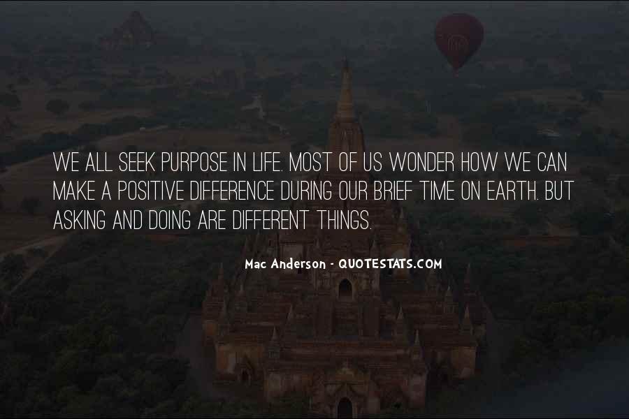 Mac Anderson Quotes #1320245