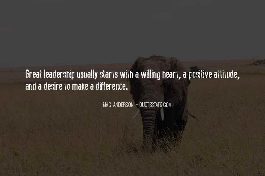 Mac Anderson Quotes #1473225