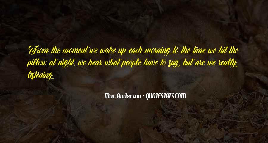 Mac Anderson Quotes #1690546