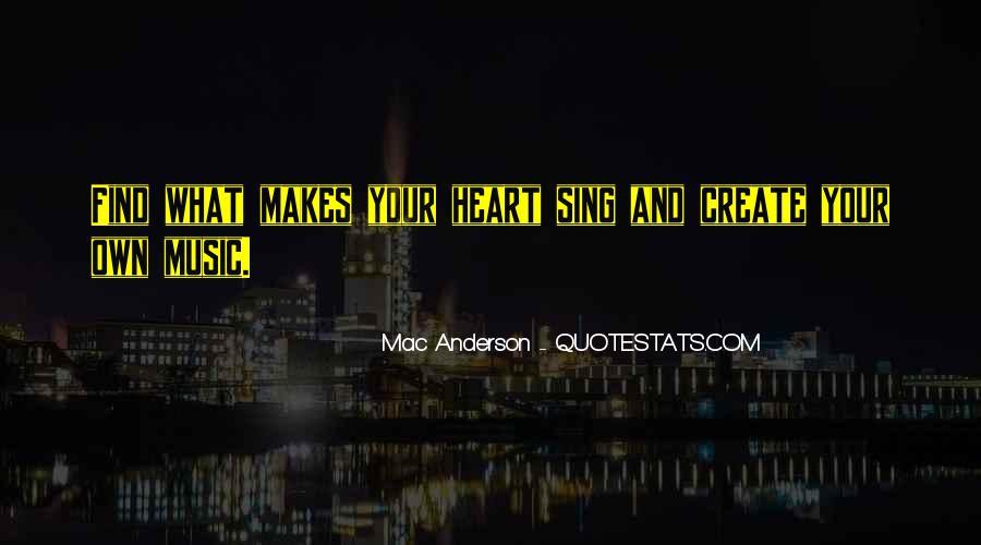 Mac Anderson Quotes #980280