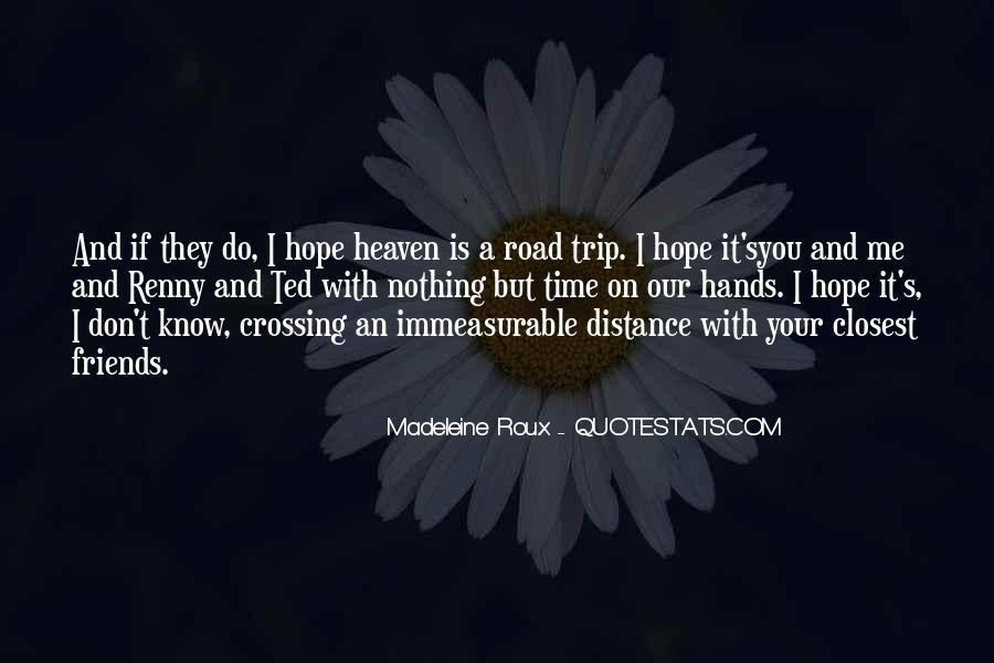 Madeleine Roux Quotes #1144212