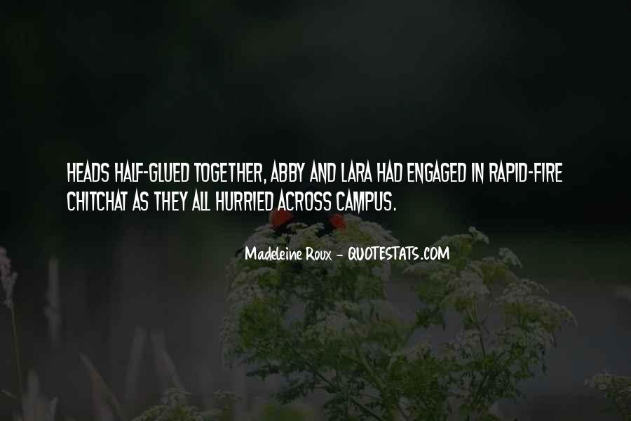 Madeleine Roux Quotes #1208592