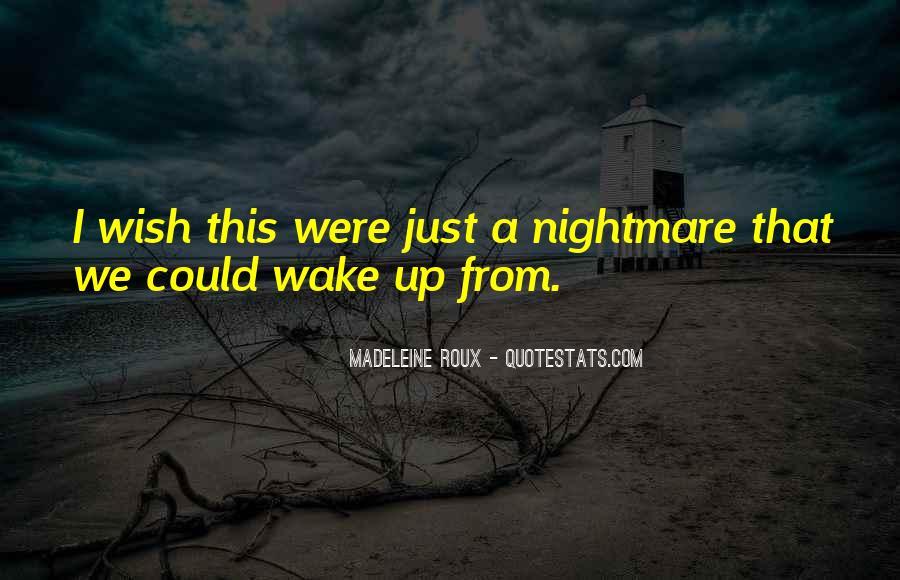 Madeleine Roux Quotes #1297893