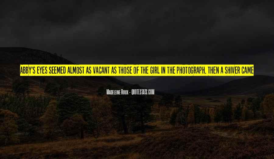 Madeleine Roux Quotes #561883