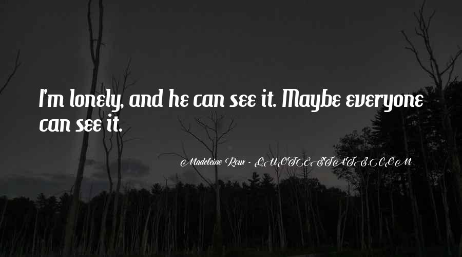 Madeleine Roux Quotes #624120