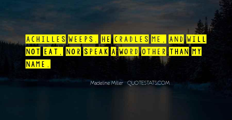 Madeline Miller Quotes #1002671