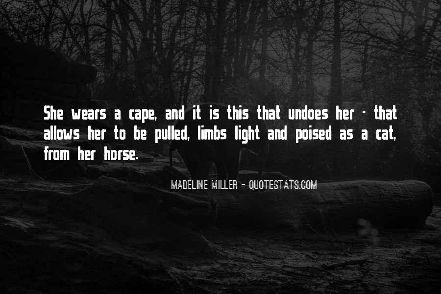 Madeline Miller Quotes #1361556