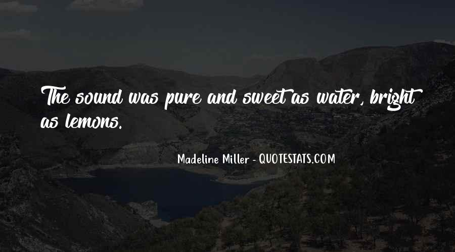 Madeline Miller Quotes #1406168