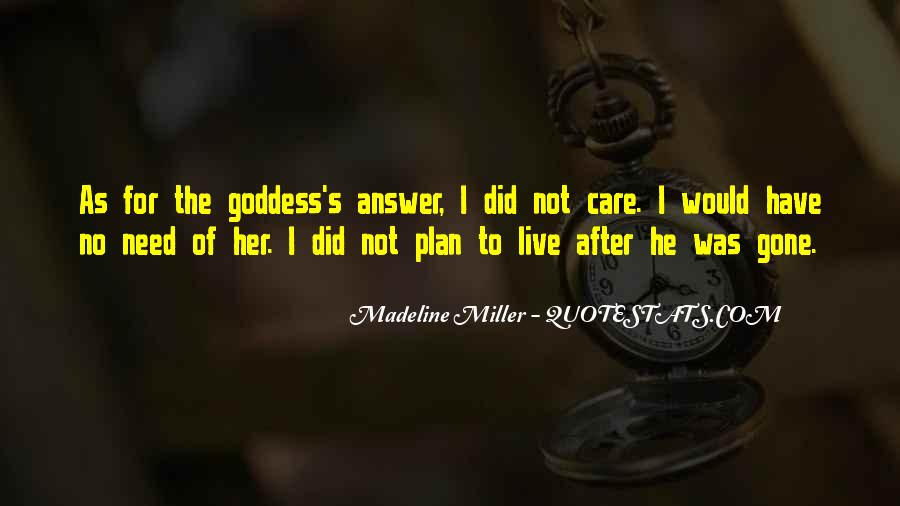 Madeline Miller Quotes #1551127