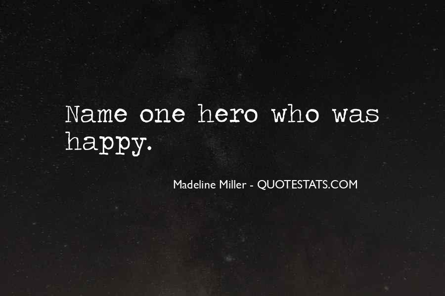 Madeline Miller Quotes #157332