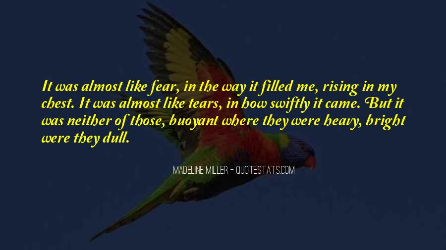 Madeline Miller Quotes #1588063