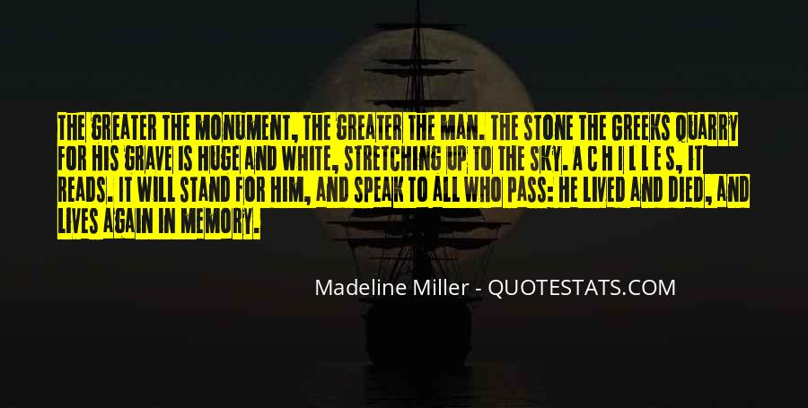 Madeline Miller Quotes #1613423