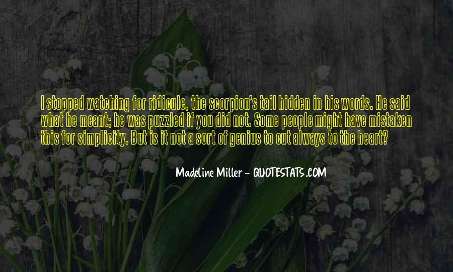 Madeline Miller Quotes #1799723