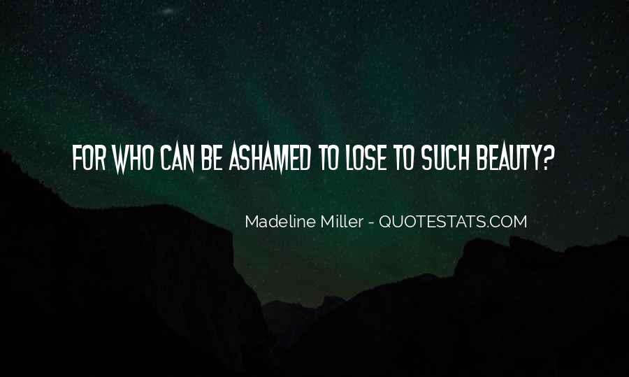 Madeline Miller Quotes #212586