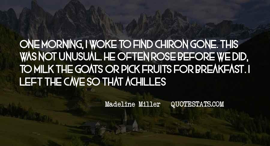 Madeline Miller Quotes #261932