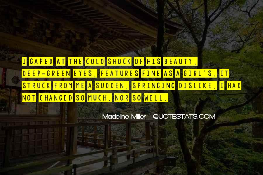 Madeline Miller Quotes #349369