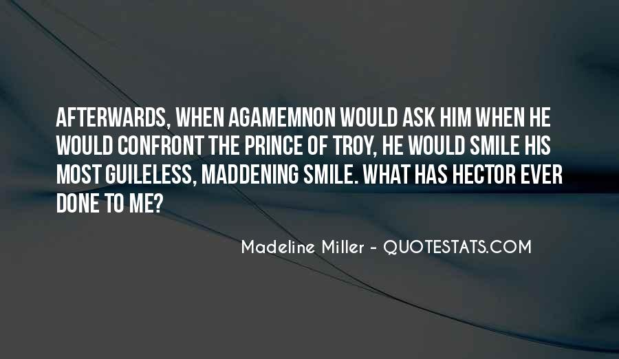 Madeline Miller Quotes #35530