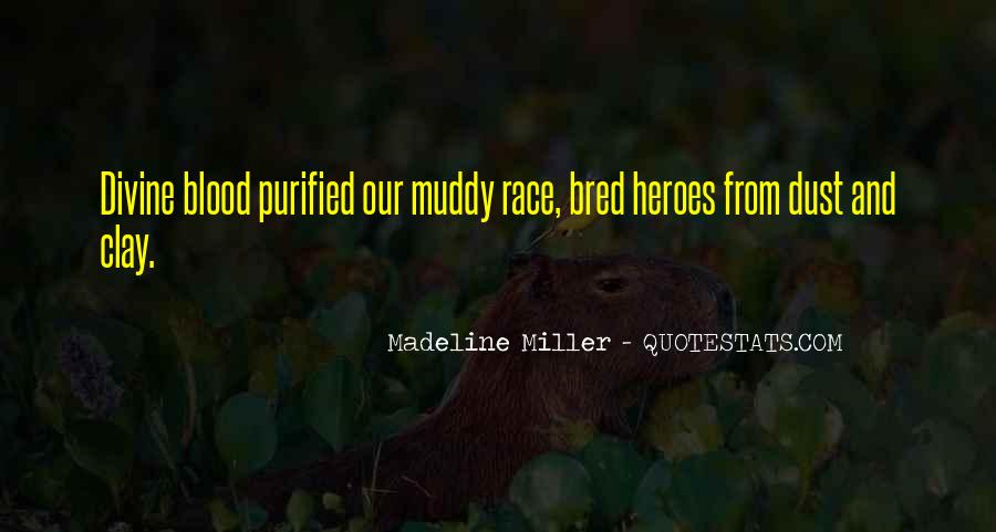 Madeline Miller Quotes #36235