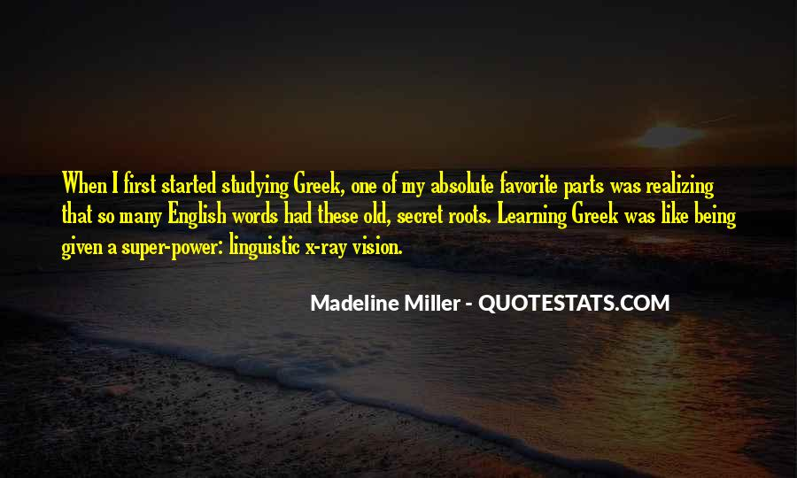 Madeline Miller Quotes #591839