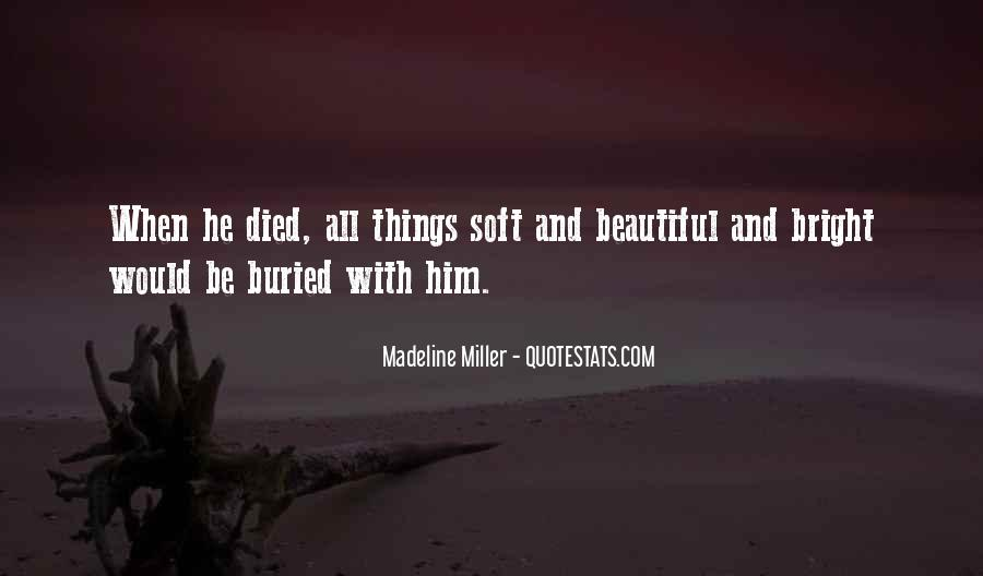 Madeline Miller Quotes #642480