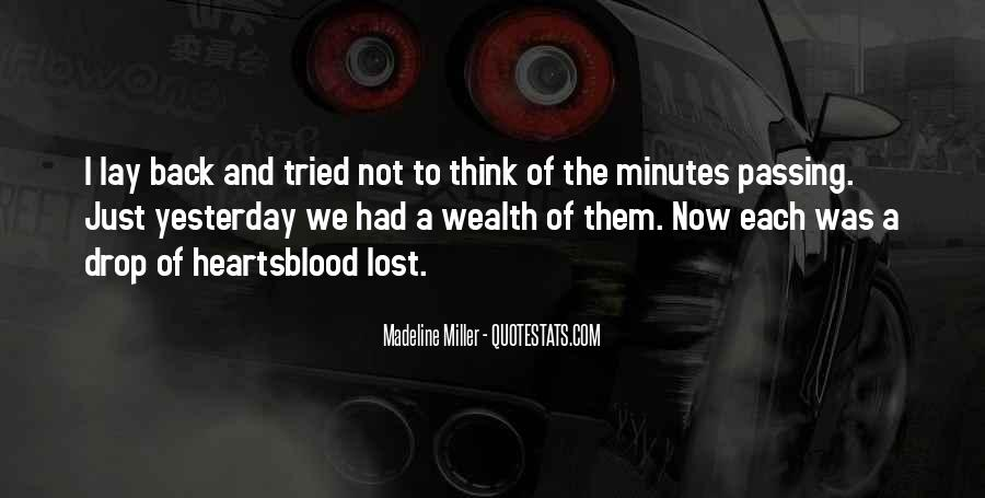 Madeline Miller Quotes #673224