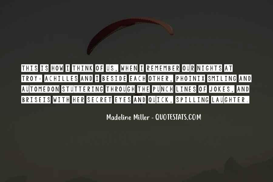 Madeline Miller Quotes #687630