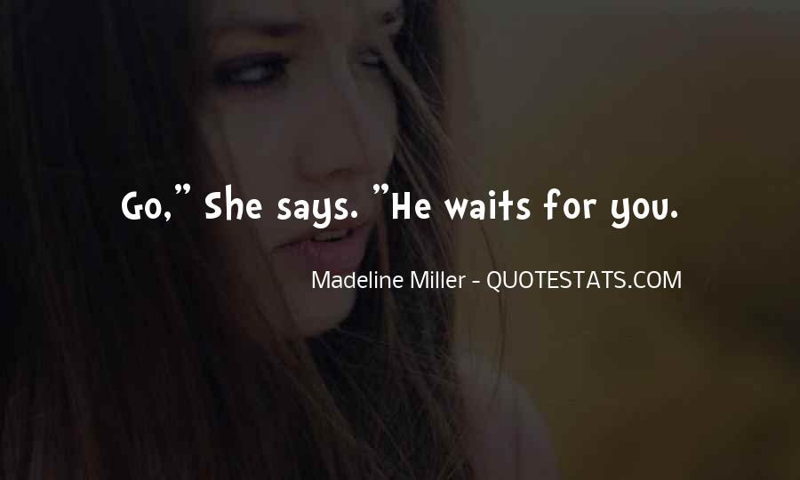 Madeline Miller Quotes #702088