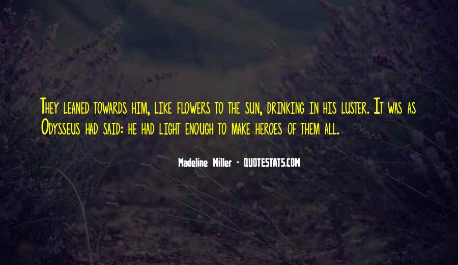 Madeline Miller Quotes #72325