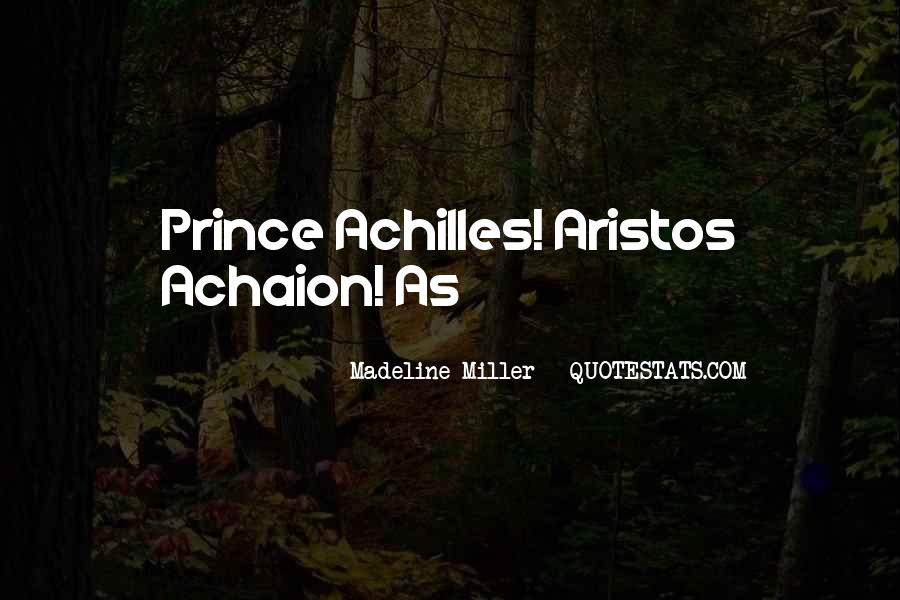 Madeline Miller Quotes #951800