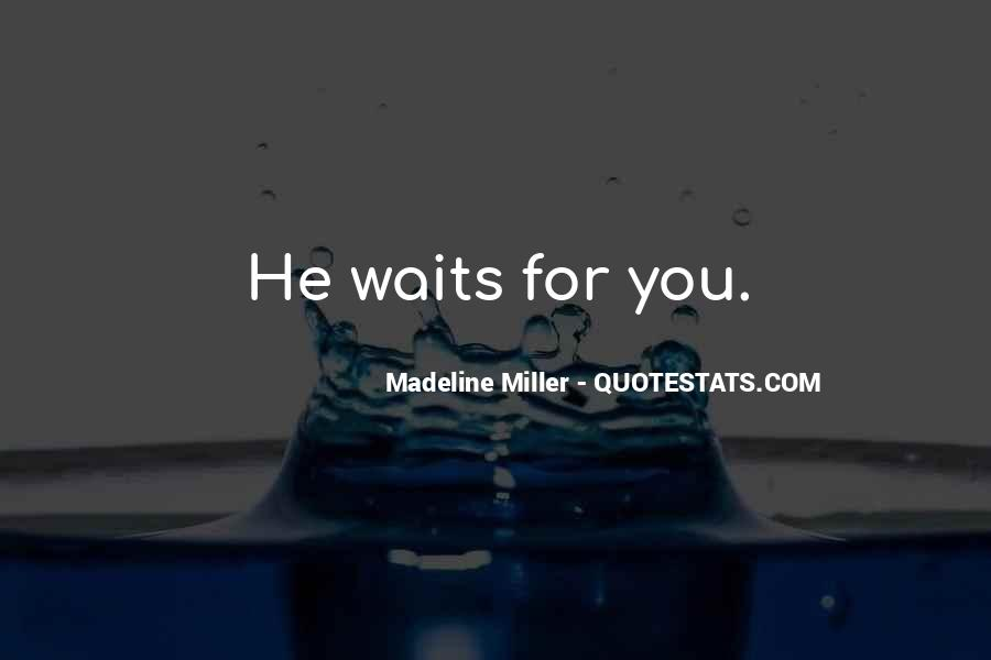 Madeline Miller Quotes #971082