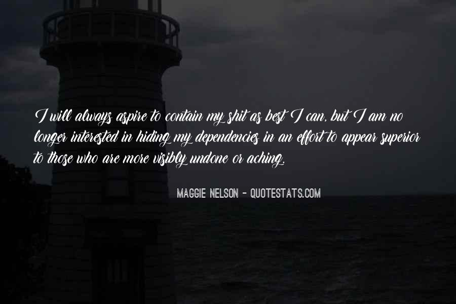 Maggie Nelson Quotes #1159507