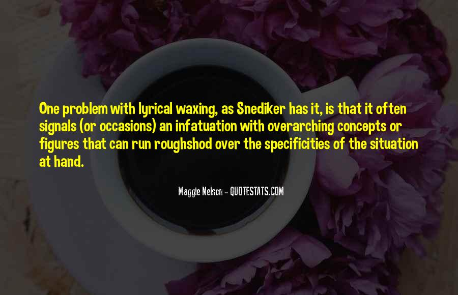 Maggie Nelson Quotes #1261486