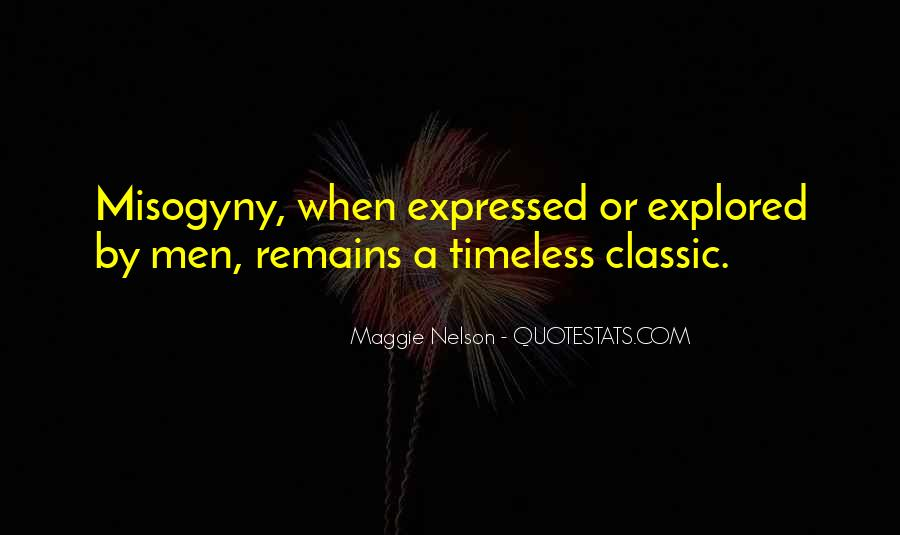 Maggie Nelson Quotes #1412622