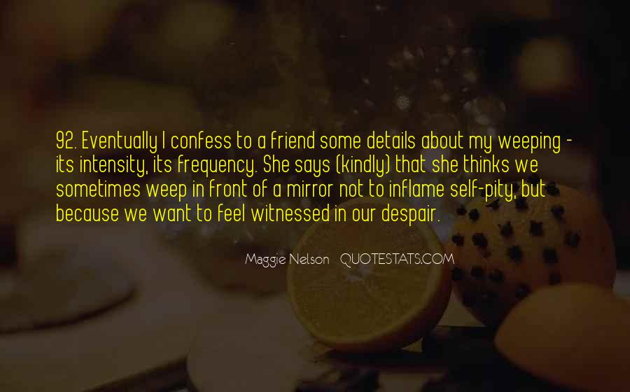 Maggie Nelson Quotes #17746