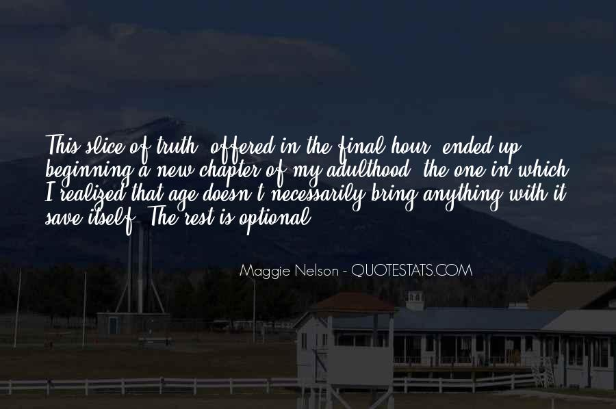 Maggie Nelson Quotes #213027